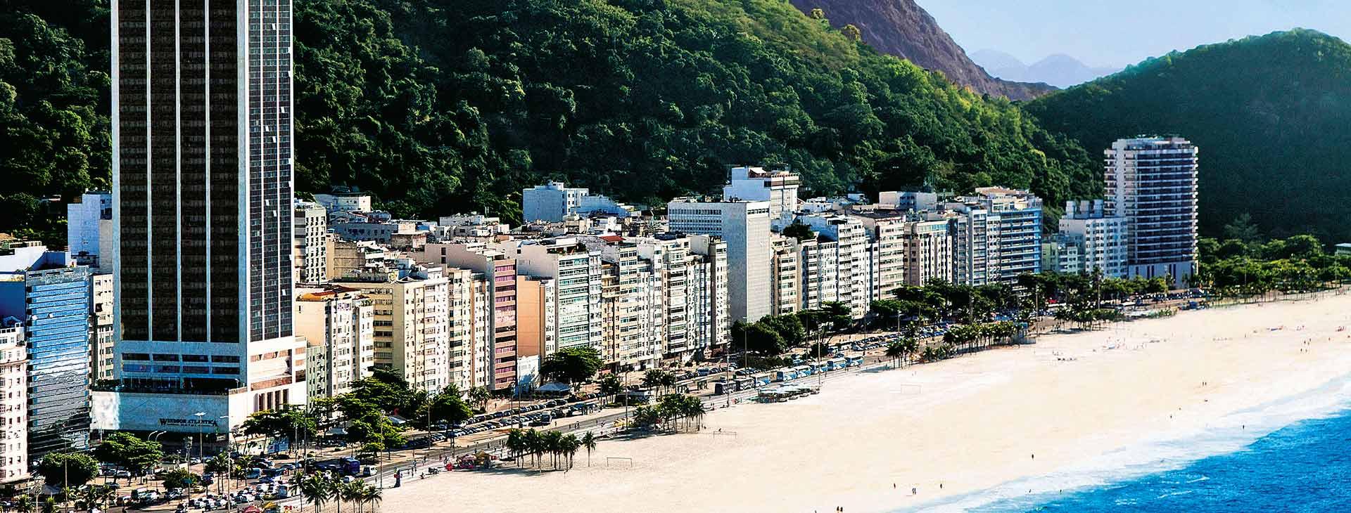 Windsor Atlantica Brazylia Rio de Janeiro