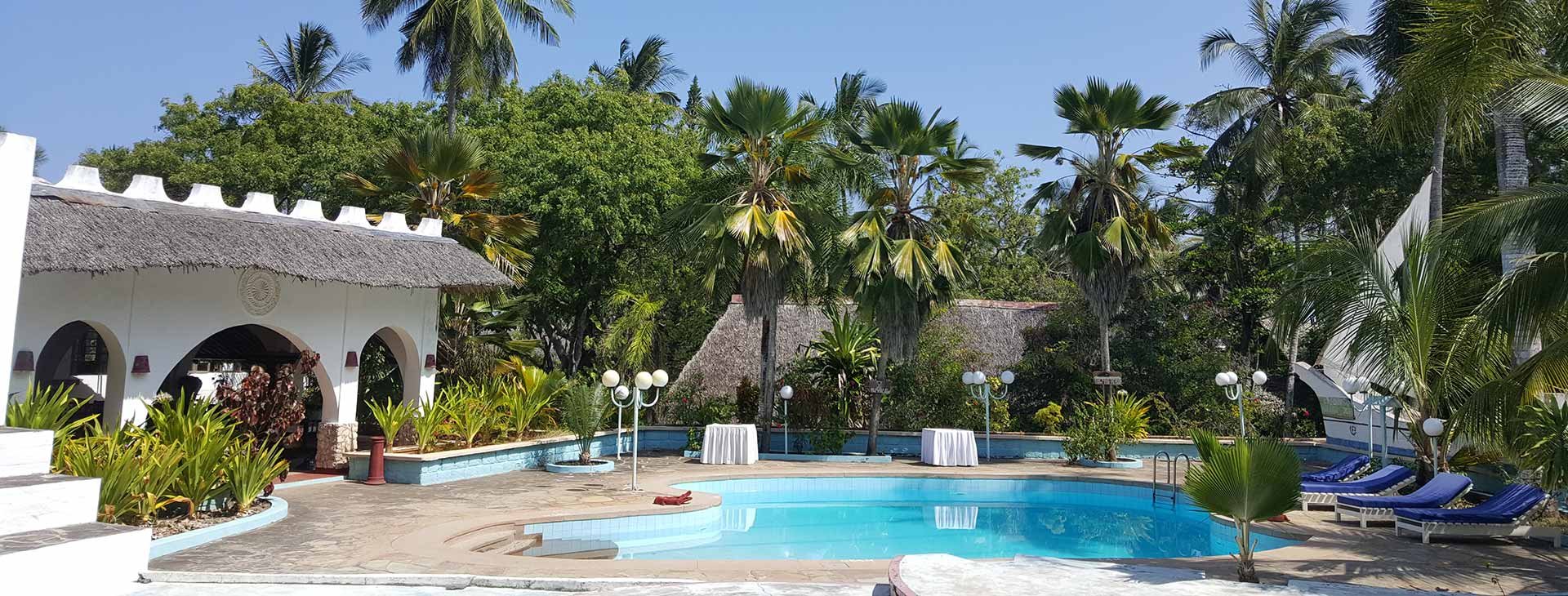 Kenijskie Trio / Kilifi Bay Beach Resort Kenia Wyc. objazdowe