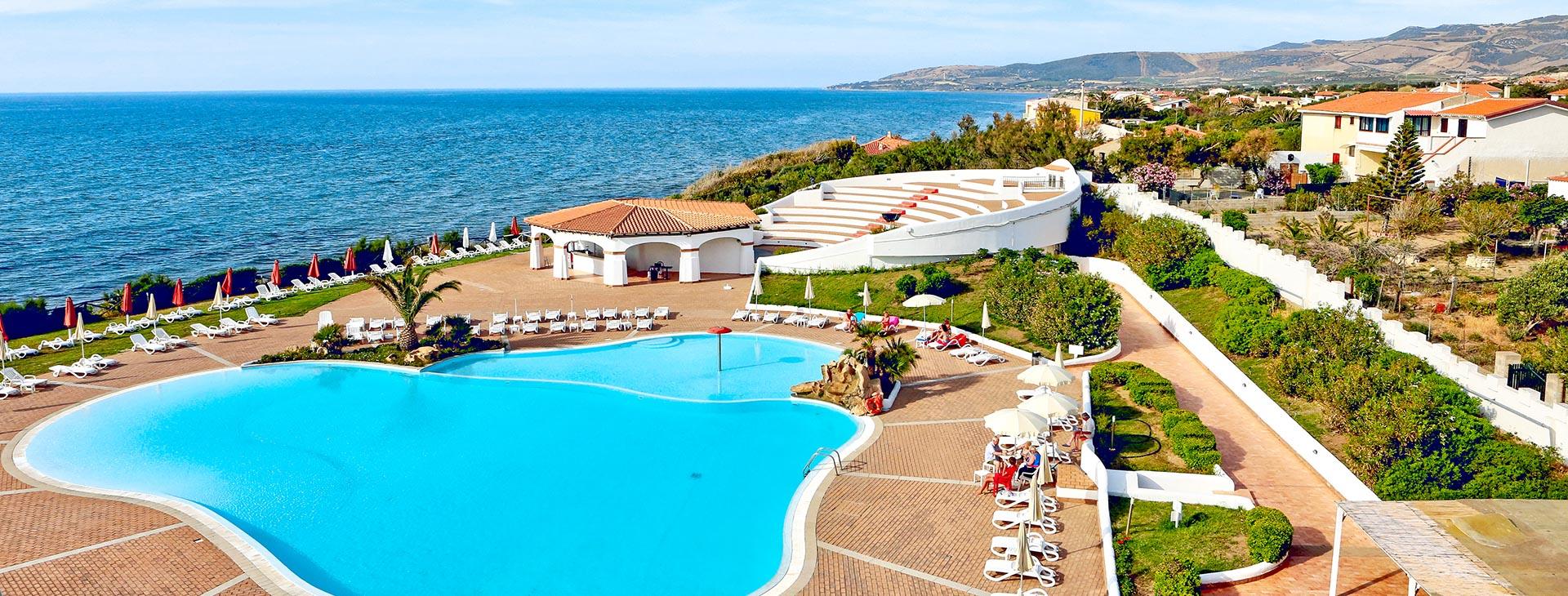 La Plage Noire Resort Włochy Sardynia