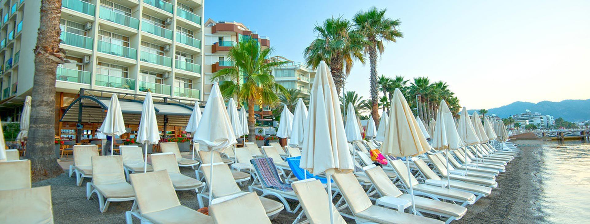 Sol Beach Turcja Marmaris
