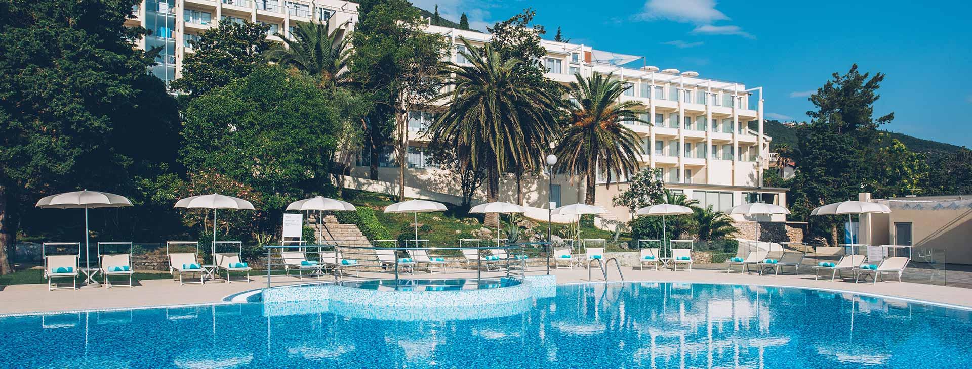 Iberostar Herceg Novi (ex. Riviera Resort) Czarnogóra Riwiera Czarnogórska