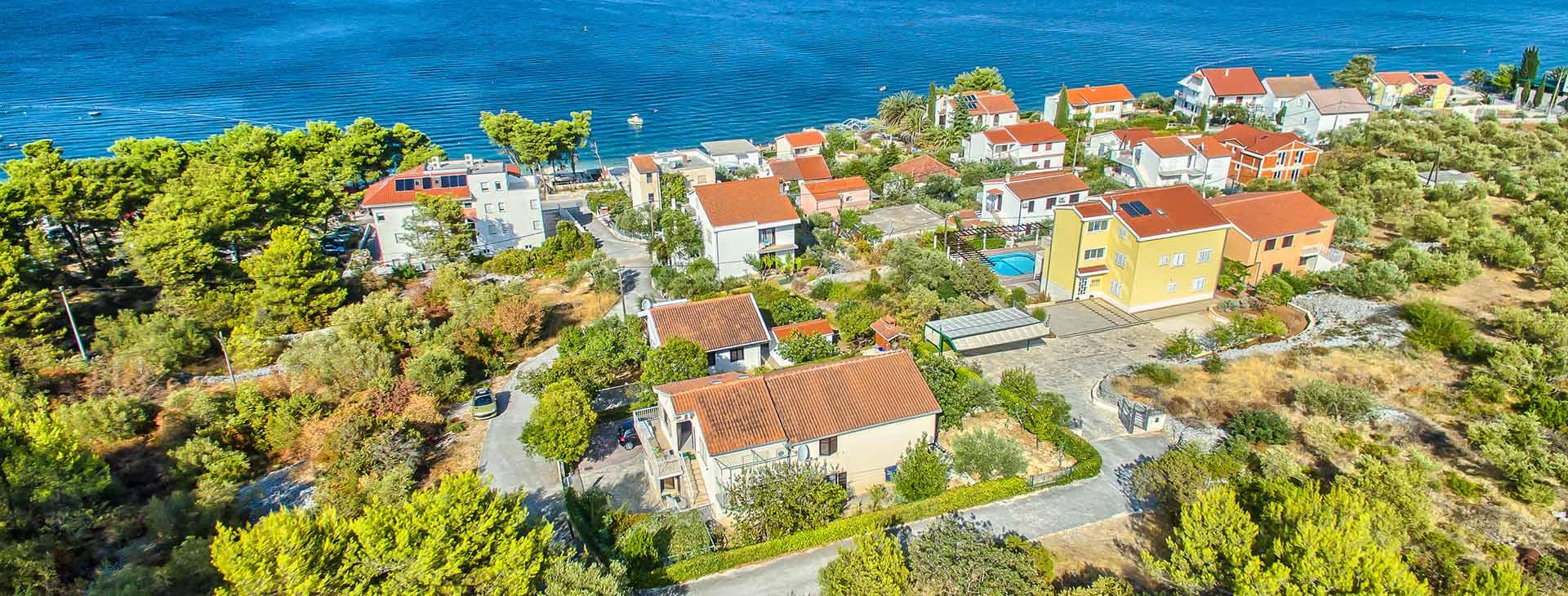 Villa Bijela Kucica Chorwacja Wyspa Ciovo