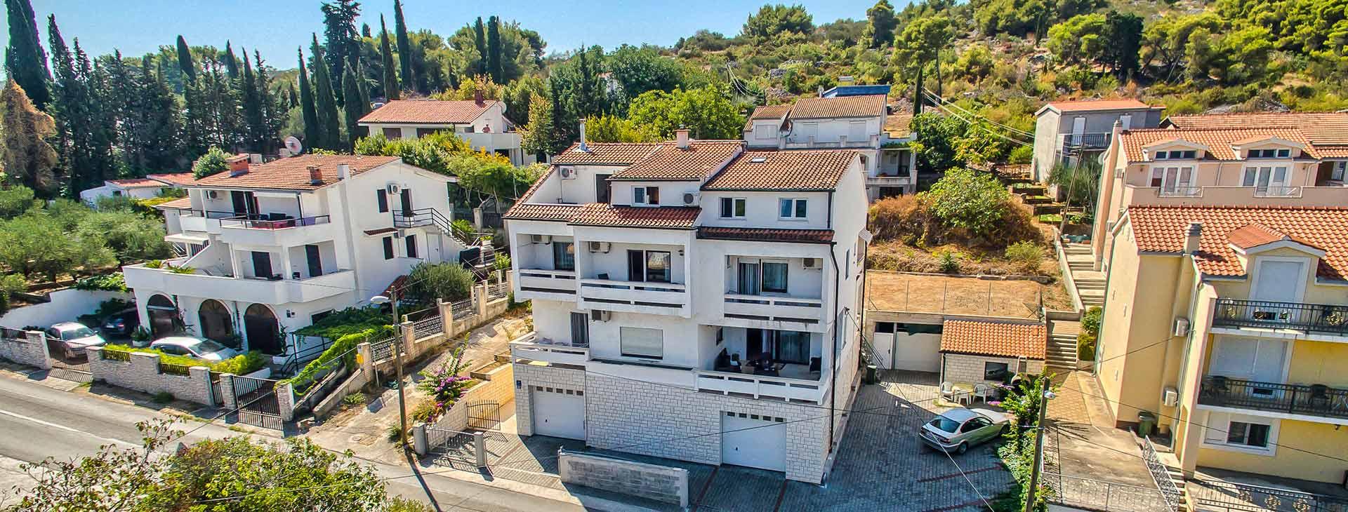 Villa Josip Chorwacja Wyspa Ciovo