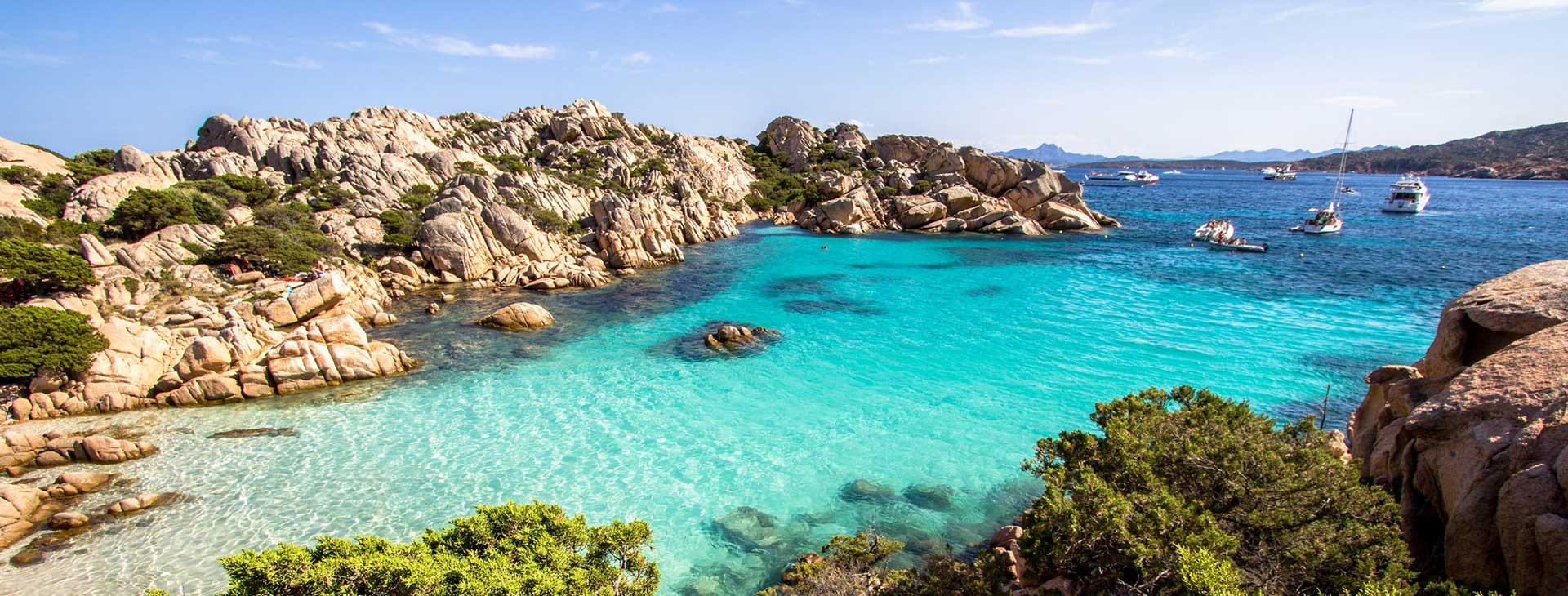 wycieczka objazdowa Sardynia i Korsyka