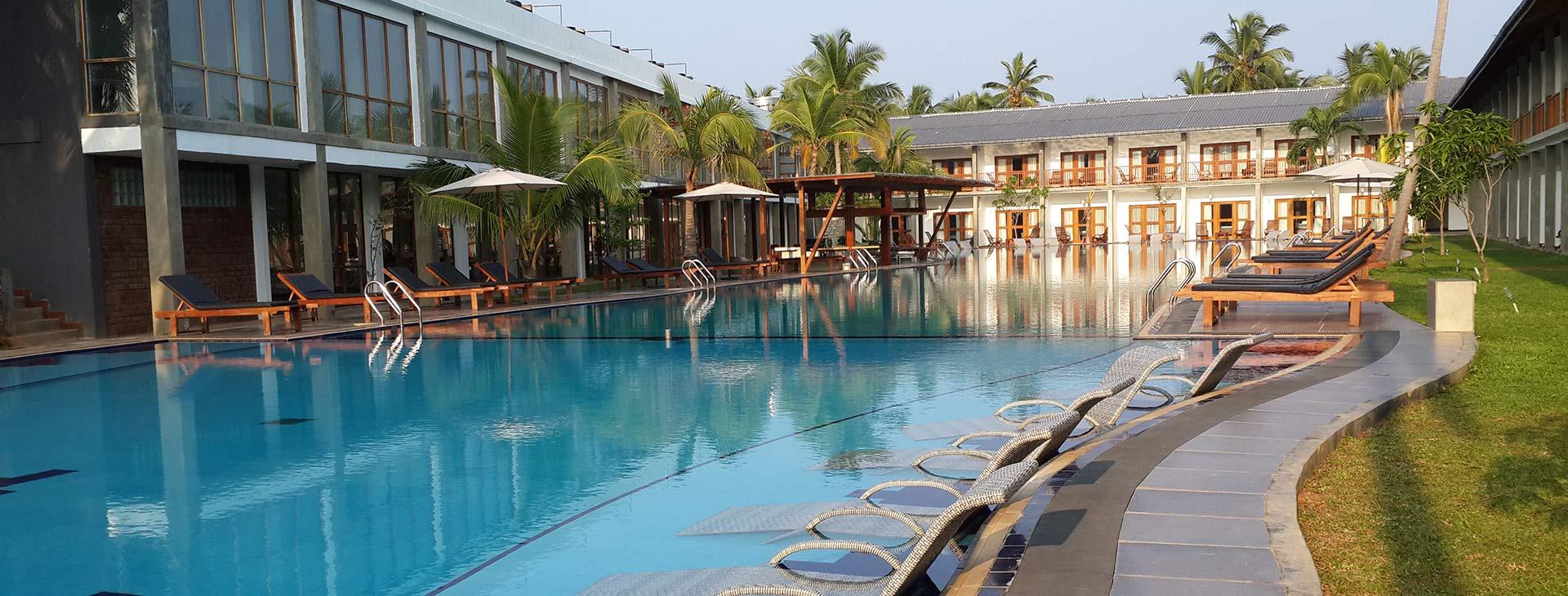 Carolina Beach Sri Lanka Płn. - Zach. Prowincja