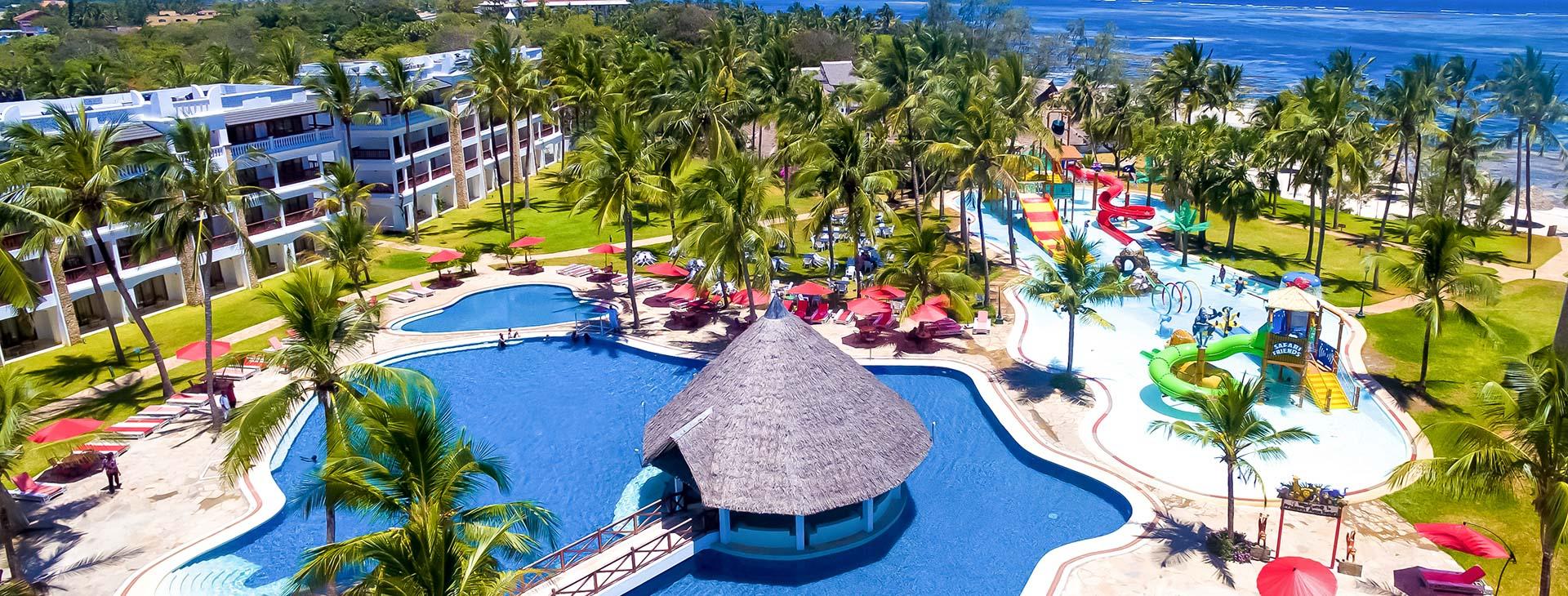 PrideInn Paradise Beach Resort Kenia Wybrzeże Mombasy