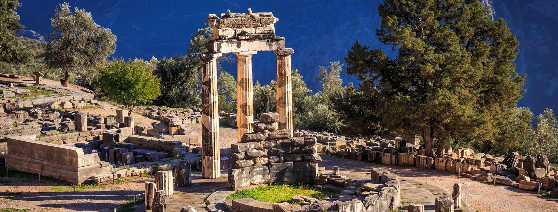 Wakacje po pięćdziesiątce - Starożytna Grecja Grecja Wyc. objazdowe