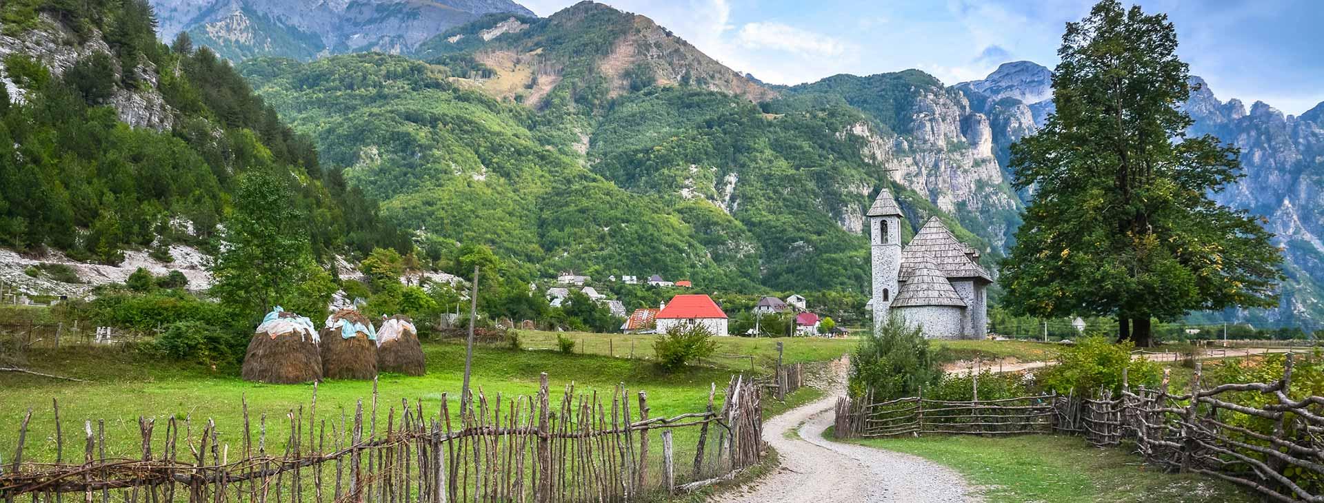 Albania Bez Pośpiechu