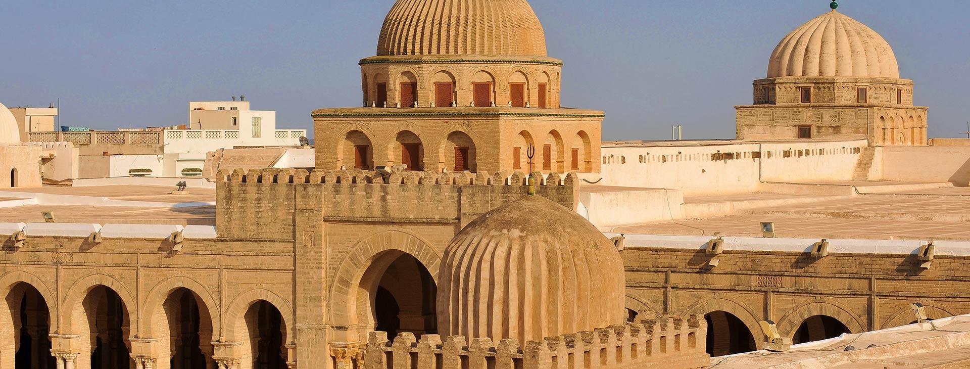 wycieczka objazdowa Róża Pustyni - Tunezja i Algieria