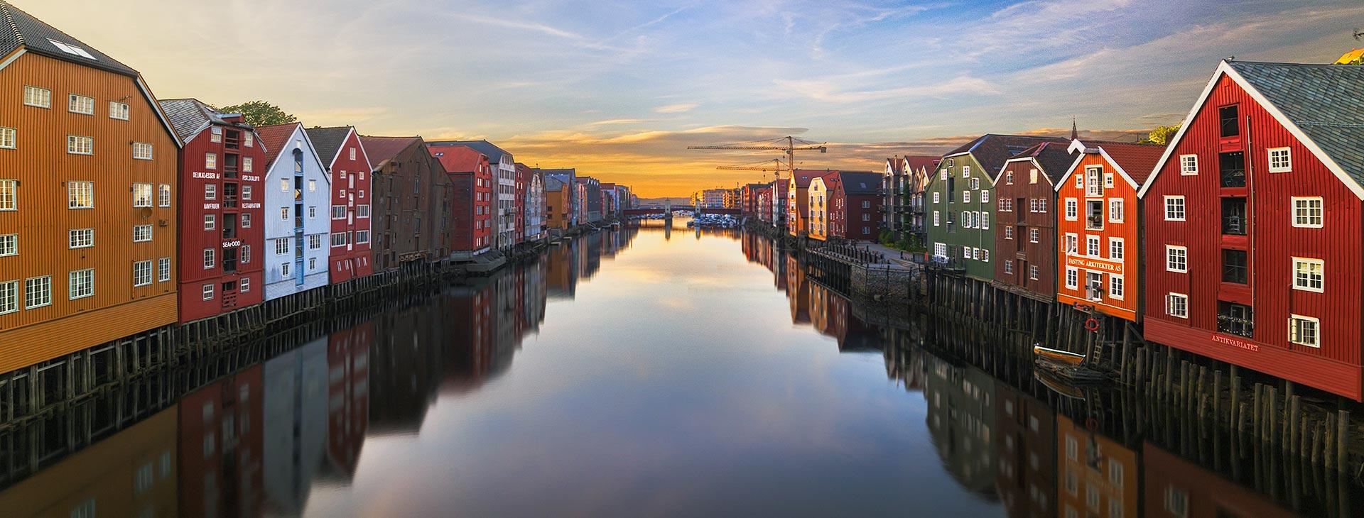 wycieczka objazdowa Skandynawia i Przylądek Północny