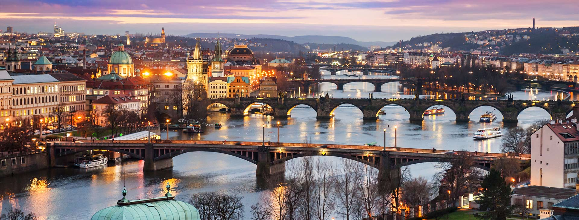 Czeskie Impresje czyli magiczna Praga i Karlove Vary - dla wygodnych