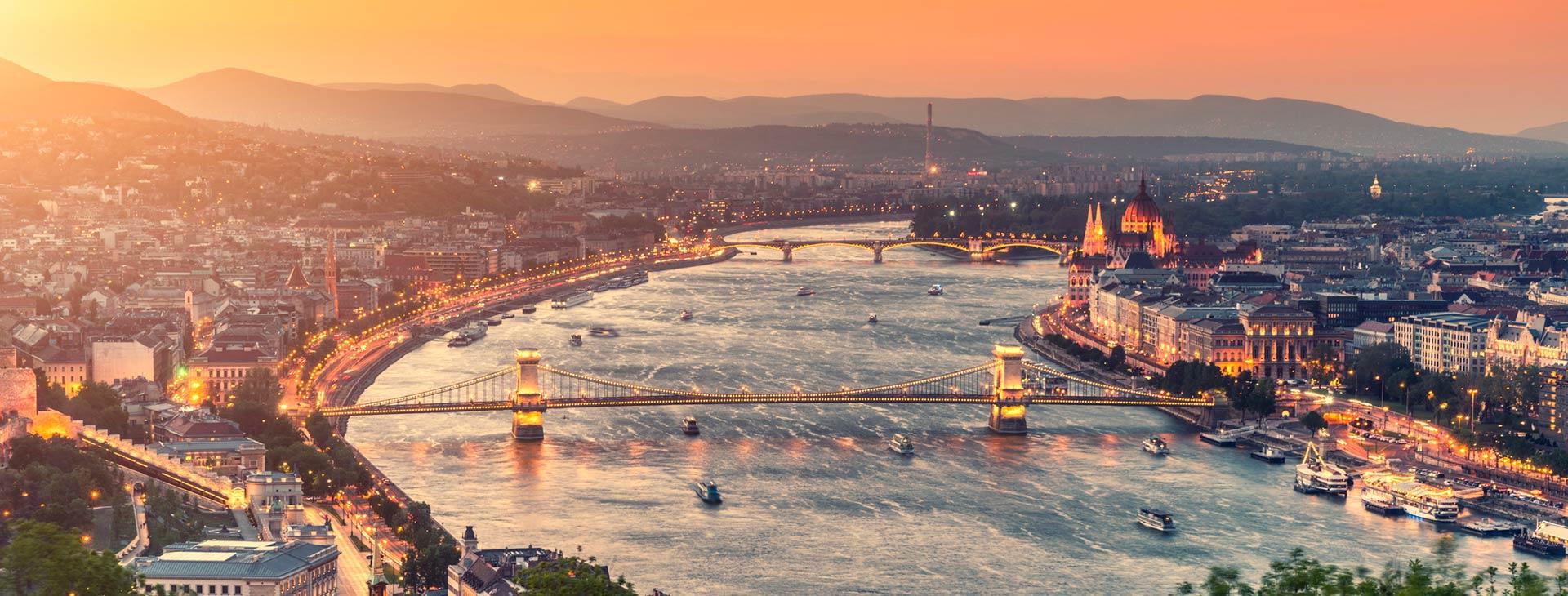 Budapeszt i Tokaj -  w krainie wina, czardasza i gorących źródeł - dla wygodnych