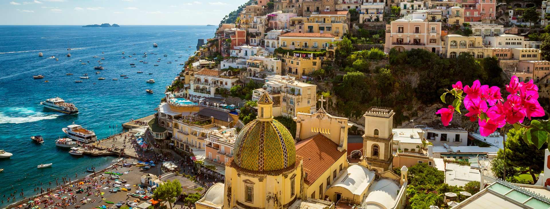 wycieczka objazdowa Włochy - O Sole Mio!