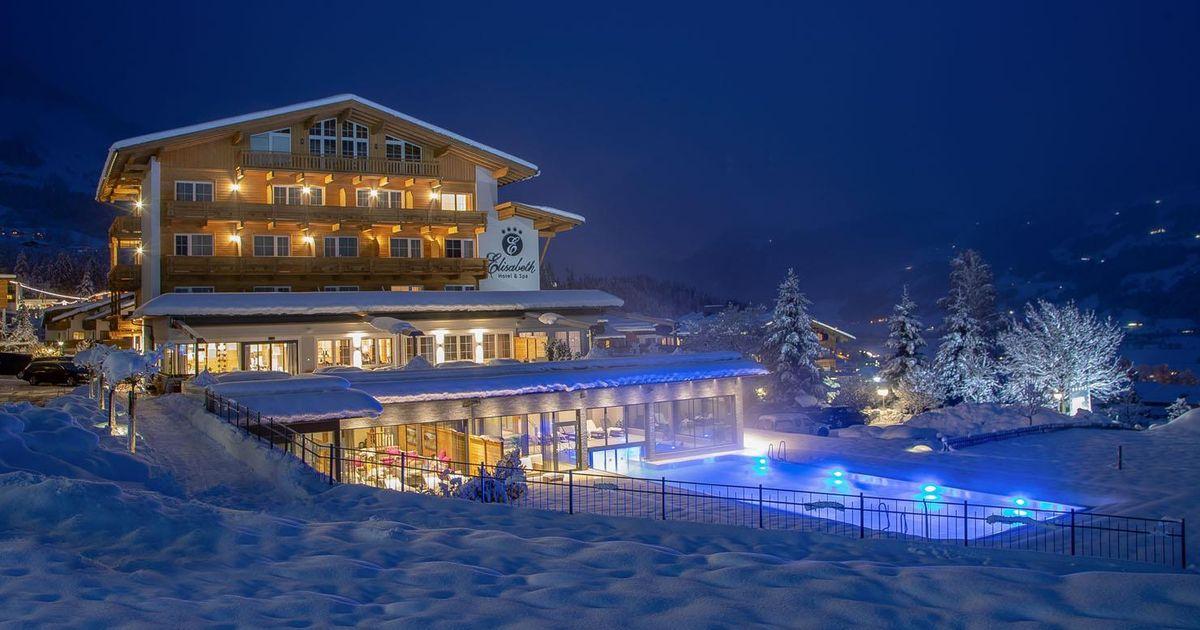 Fugen Austria  city photo : Hotel Elisabeth, Fugen, Tyrol >> wczasy z Austria.pl