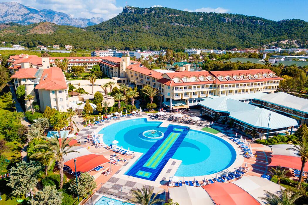 Queen's Park Le Jardin Resort Turcja Kemer