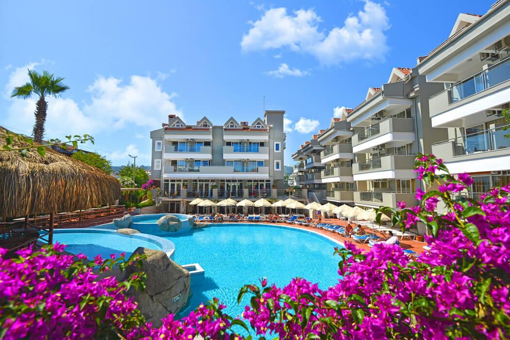 Turcja Marmaris, BEGONVILLE HOTEL