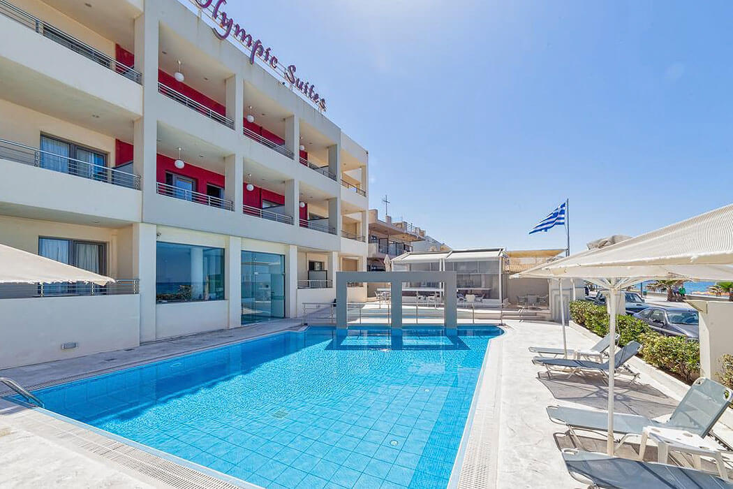 hotel Olympic Suites