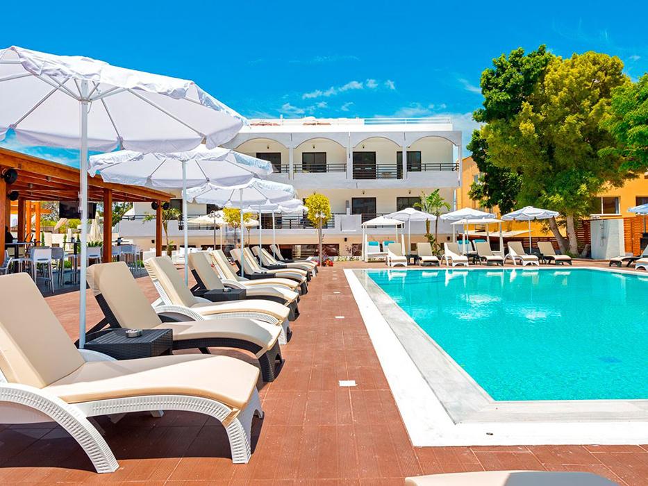 Last minute Grecja Rodos, SUNNY DAYS HOTEL APARTMENTS