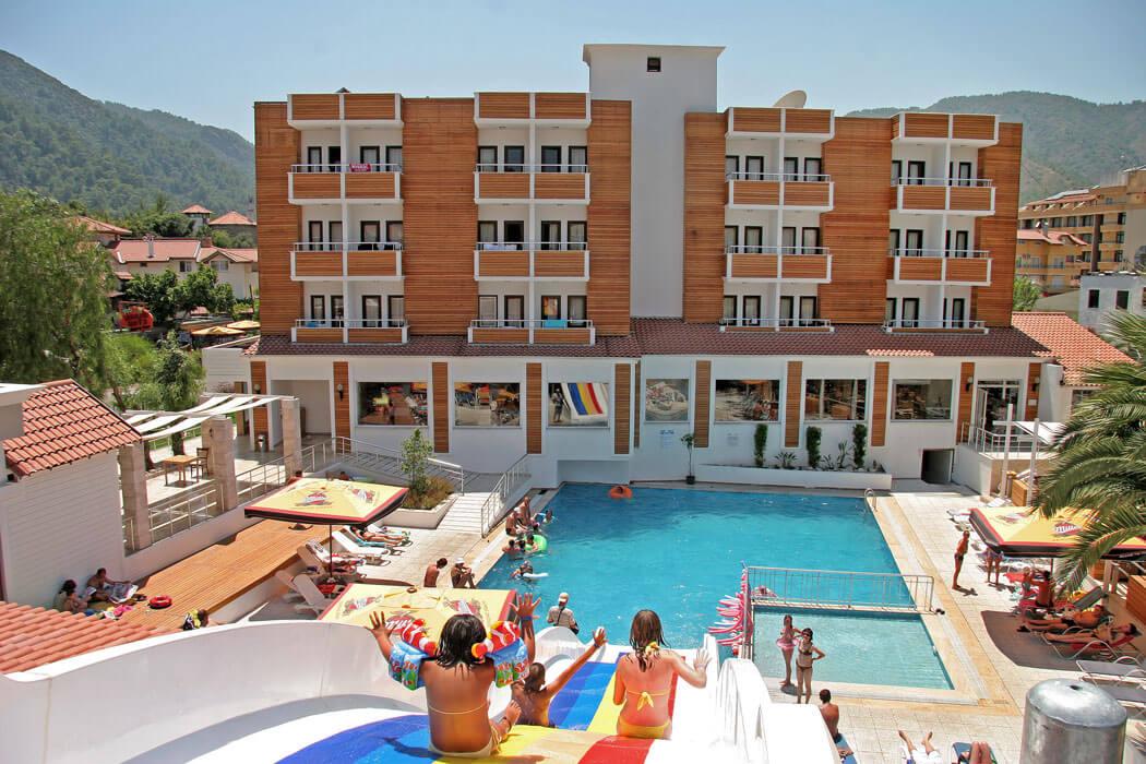 Turcja Marmaris, CLUB MUNAMAR BEACH