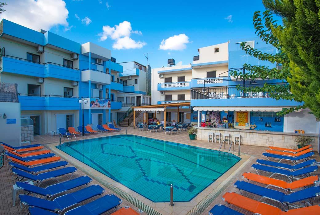 Hotel Natali Apartments, Grecja, Kreta
