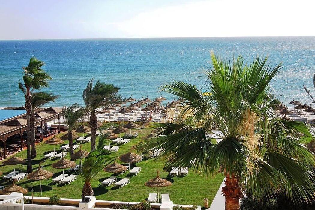 Palmyra Beach (ex.Novostar Palmyra) Tunezja Sousse