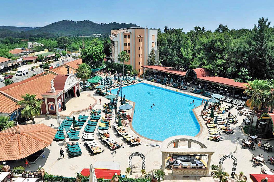Armas Kaplan Paradise Turcja Kemer