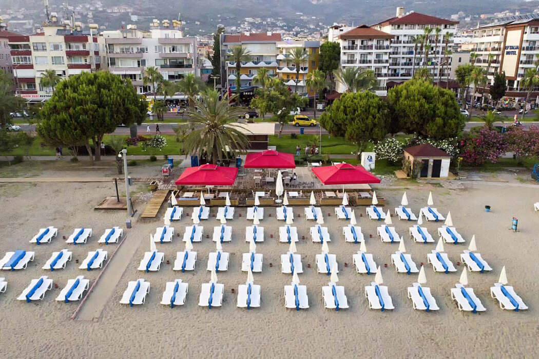 Arsi Enfi City Beach Turcja Antalya