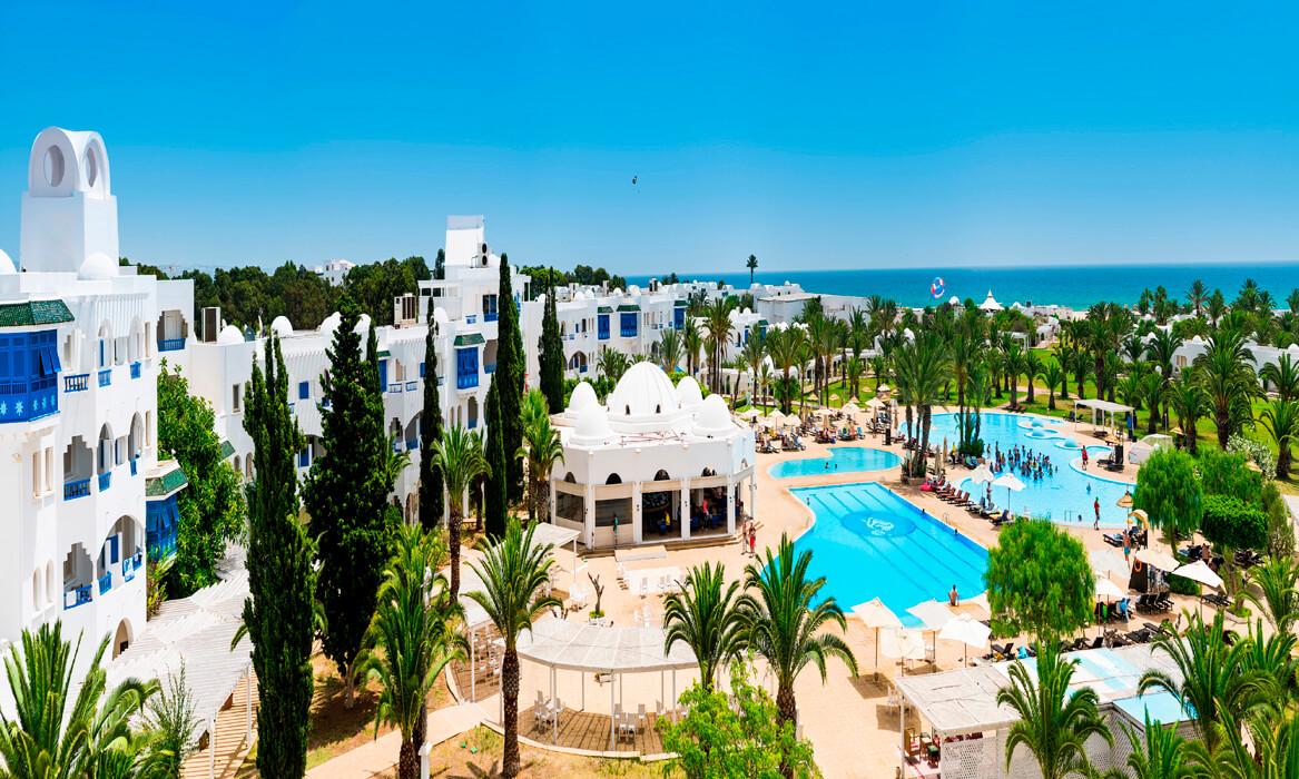 Hotel Mirage Beach Club Hammamet, Tunezja, Hammamet