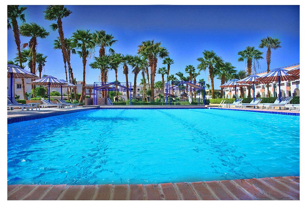 Pharaoh Al Mashrabia Resort Egipt Hurghada