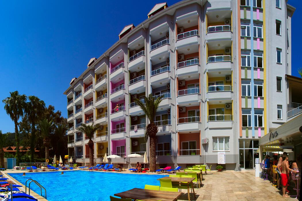 Turcja Marmaris, VELA HOTEL ICMELER