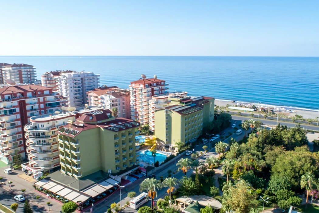 SUNSTAR BEACH HOTEL - 11