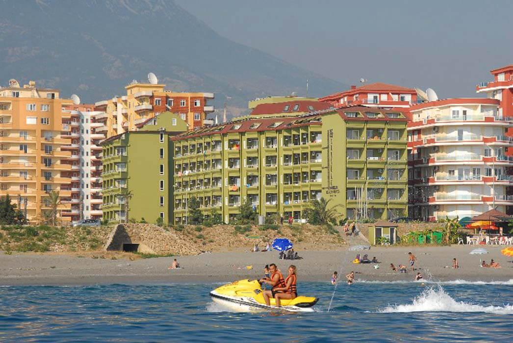 SUNSTAR BEACH HOTEL - 13