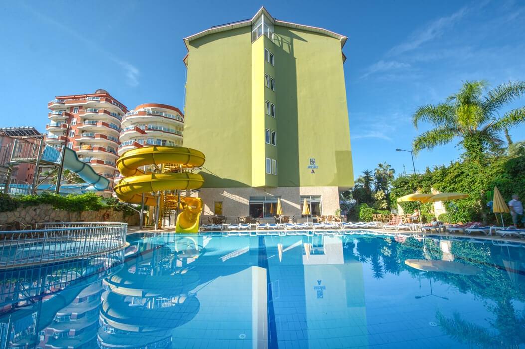 SUNSTAR BEACH HOTEL - 3