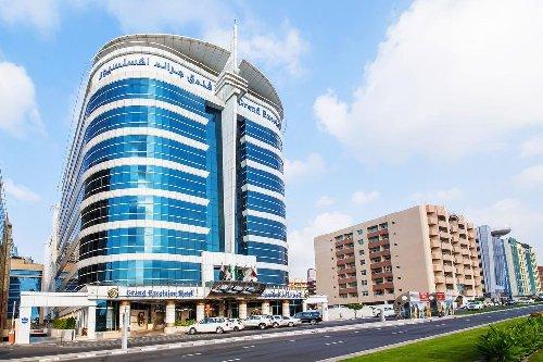 GRAND EXCELSIOR BUR DUBAI 4*