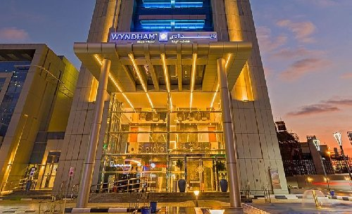 Wyndham Dubai Marina - DESCHIS in 2016! 4*