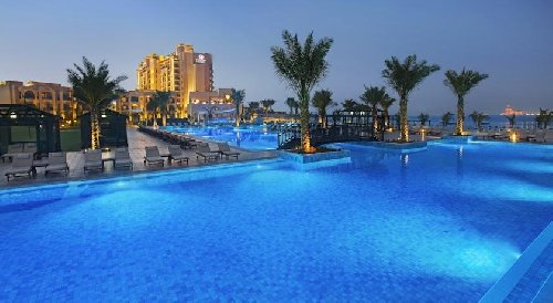 Doubletree by Hilton Resort SPA Marjan Island 5*