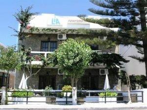 Lia Apartments 3*