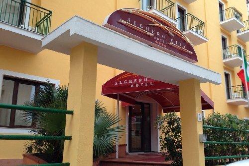 Alghero Vacanze Hotel (ex. Alghero City) 4*
