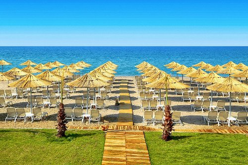 HEAVEN BEACH RESORT - SPA (adults only) 5*
