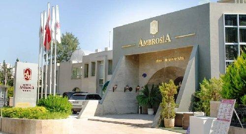 AMBROSIA HOTEL (Bitez) 4*