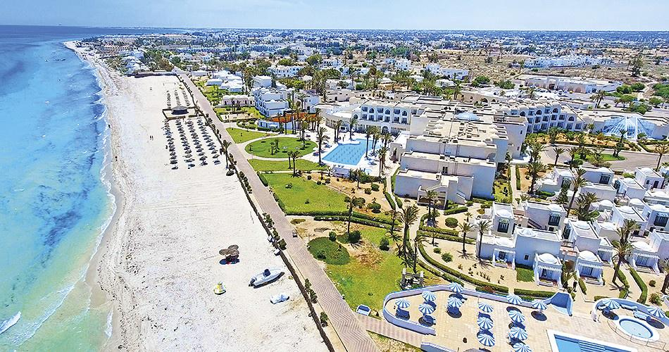 AL JAZIRA BEACH & SPA