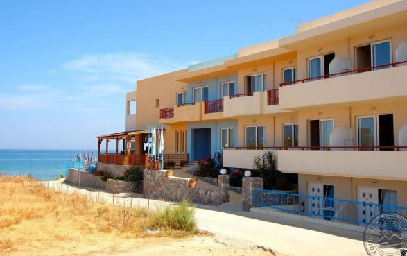 DANAOS BEACH APARTMENTS 3 *