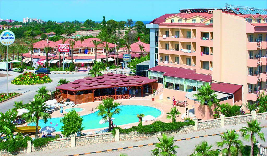 BLAUHIMMEL HOTEL 4 *
