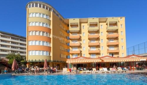HOTEL MAGNOLIA 4 *